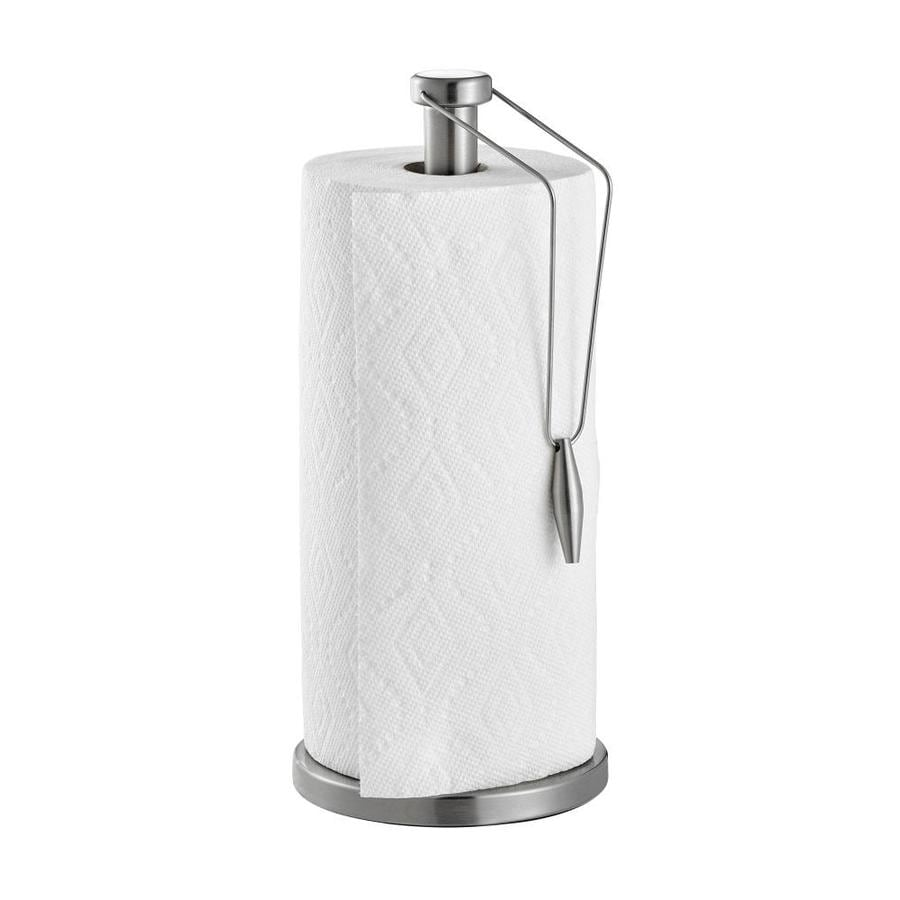 Alpine Industries Metal Freestanding Stainless Steel Paper Towel Holder In The Paper Towel Holders Department At Lowes Com