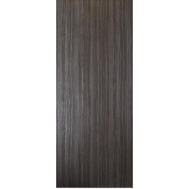 Belldinni Avanti Black Apricot 30 Ft Ftx 80 Ft Ft In The Slab Doors Department At Lowes Com