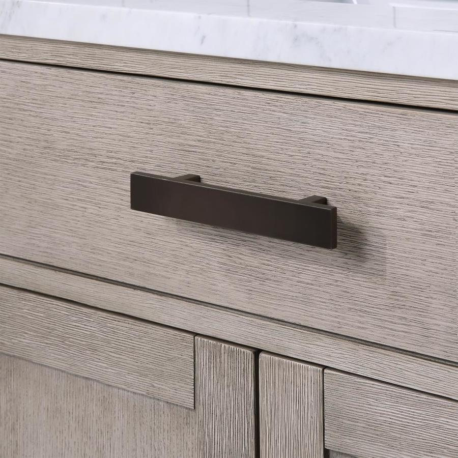 Water Creation Chestnut 30 In Grey Oak Natural Marble Single Sink Bathroom Vanity Top In The Bathroom Vanity Tops Department At Lowes Com
