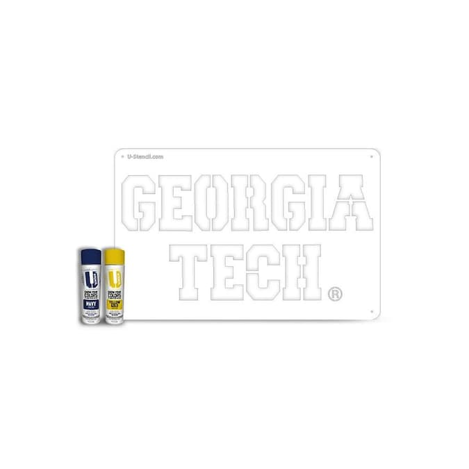 Georgia Southern \u2013 Tailgater Stencil Only