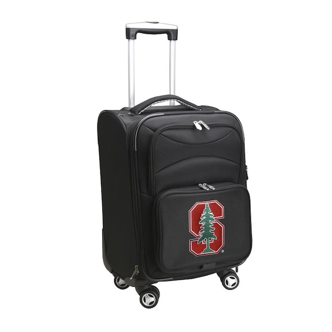 mojo licensing 21in carryon softside spinner in the