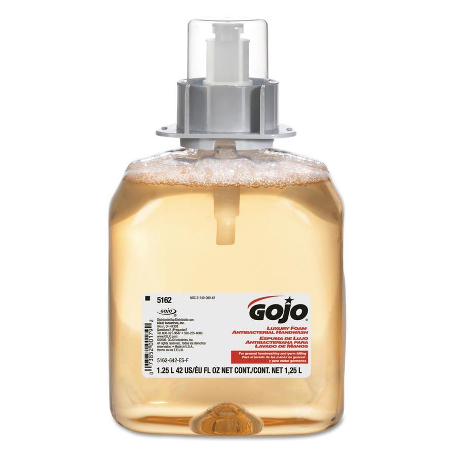 GOJO 3-Pack 42-fl oz Antibacterial Foaming Fresh Fruit Hand Soap