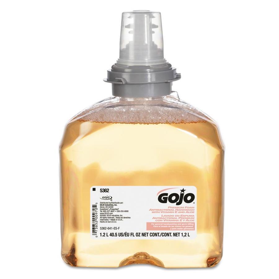 GOJO 2-Pack 41-fl oz Antibacterial Foaming Fresh Fruit Hand Soap