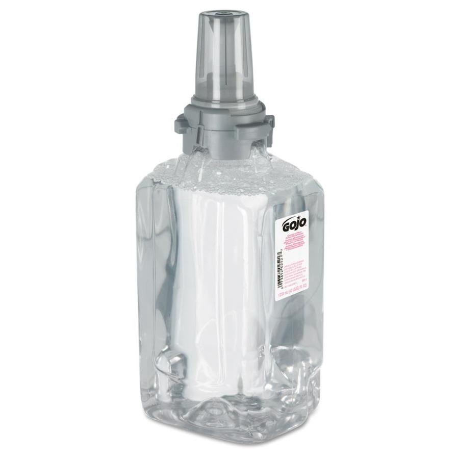 GOJO 3-Pack 42-fl oz Foaming Fragrance Free Hand Soap