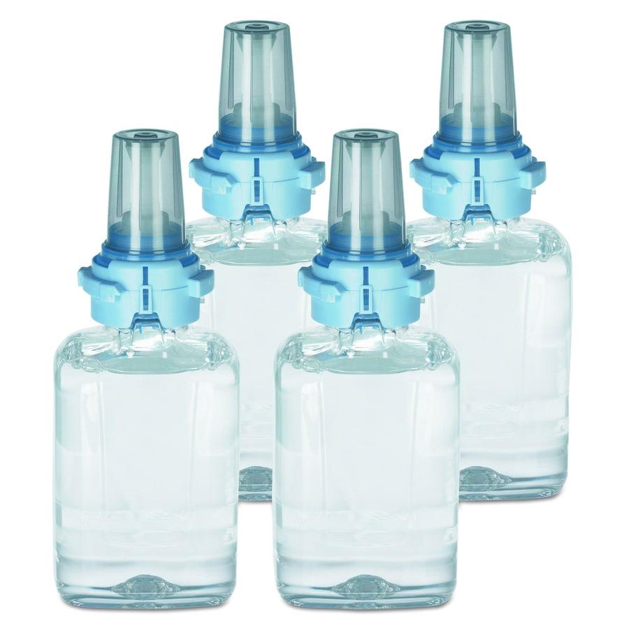 PURELL 4-Count 23.7-oz Unscented Hand Sanitizer Foam
