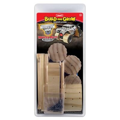 Kid S Beginner Monster Jam Mutt Project Kit