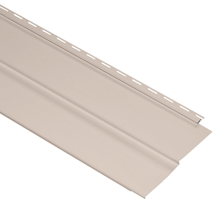 Durabuilt 20-Pack Traditional Heather Vinyl Siding Panels 11.34-in x 144-in