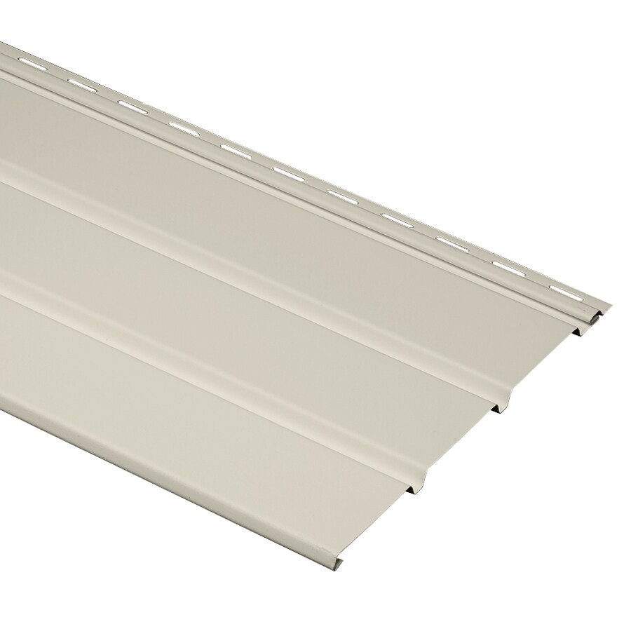 Durabuilt 12-in x 144-in Ivory Soffit