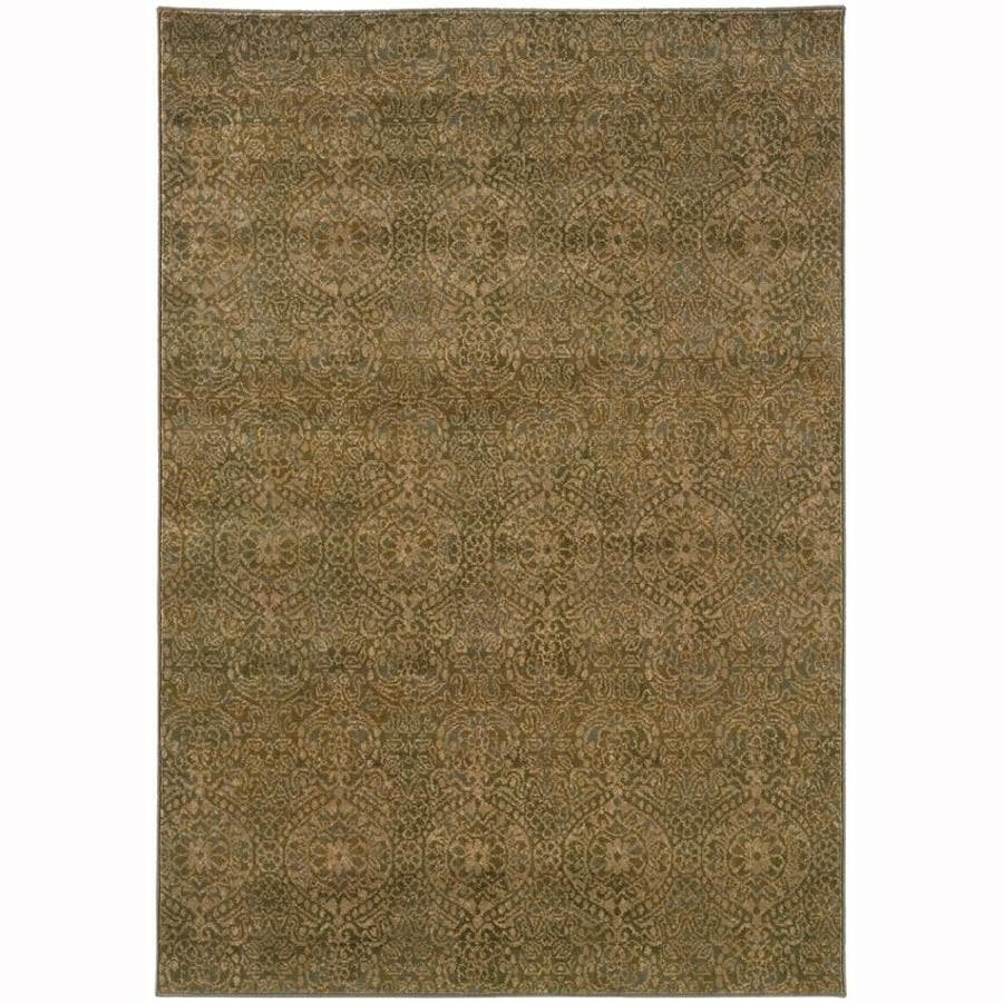 Archer Lane Fairview Beige Indoor Moroccan Area Rug (Common: 8 x 11; Actual: 7.8-ft W x 10.8-ft L)