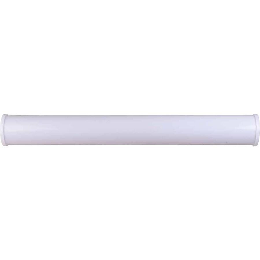Oradell 2-Light 4.75-in White Marble Vanity Light