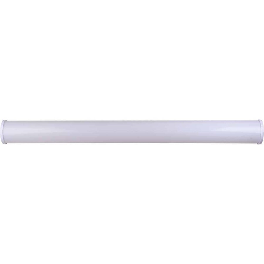 Lowes White Vanity Lights : Shop Oradell 2-Light 4.75-in White Vanity Light at Lowes.com