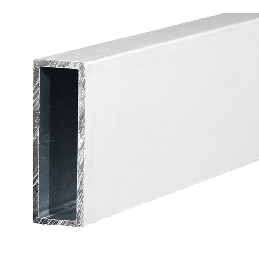 BetterBilt 71-9/16-in White Aluminum Mull Bar