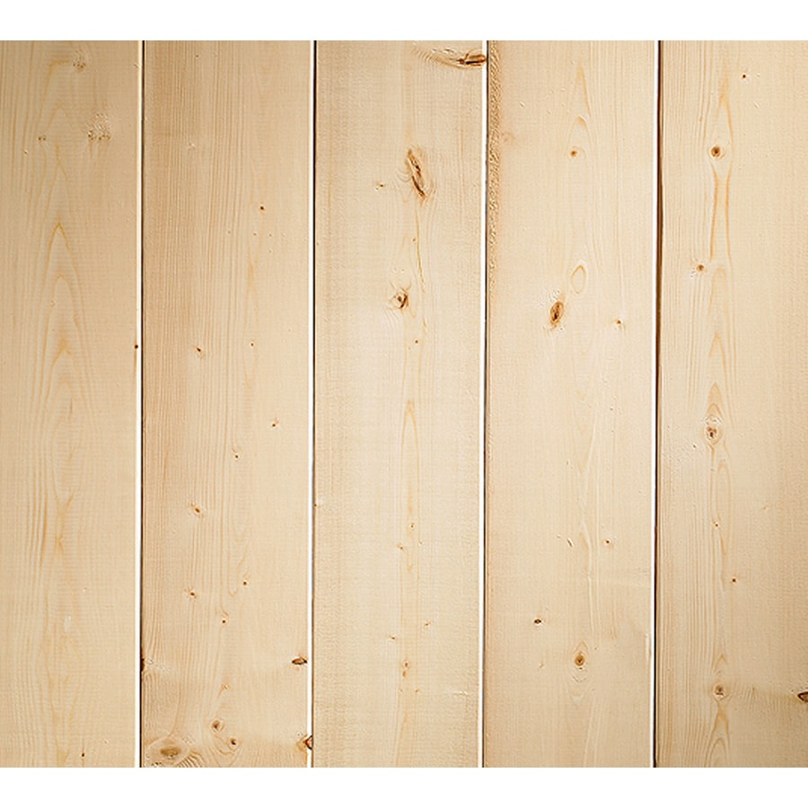 Plank Wall Paneling : Shop evertrue ft wood wall panel at lowes