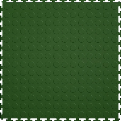 Perfection Floor Tile Coin 8 Piece 20 1 2 In X 20 1 2 In