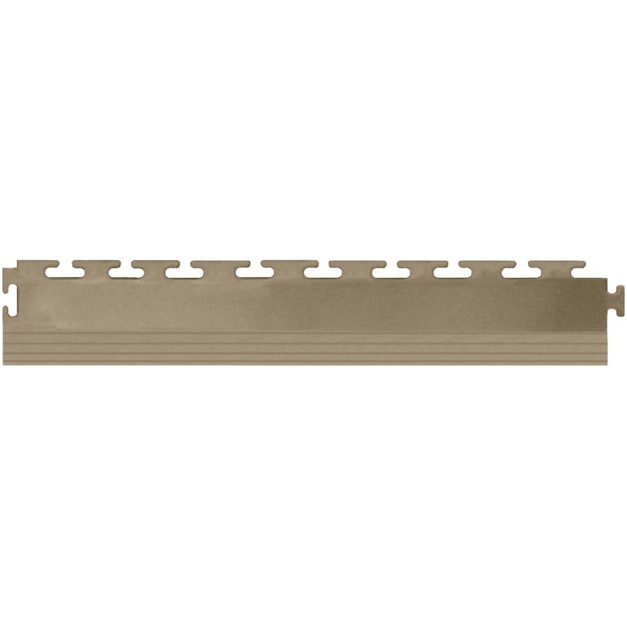 Shop Perfection Floor Tile 4 Pack Beige 3 In W X 205 In L Garage