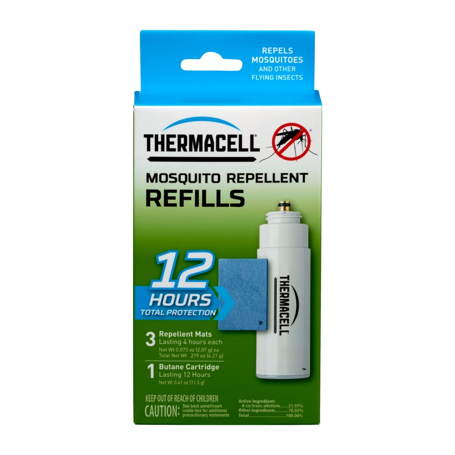 Thermacell 12 Hour 1 Count Mosquito Repellent Refill