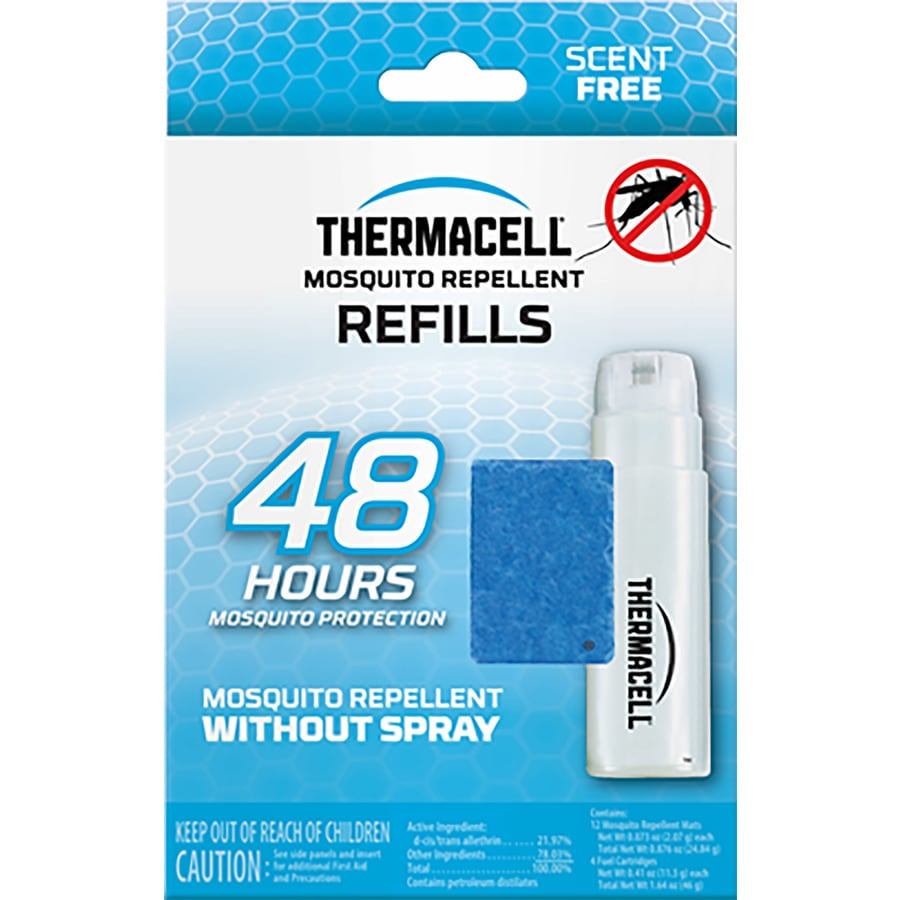 Thermacell 48 Hour 4 Count Mosquito Repellent Refill