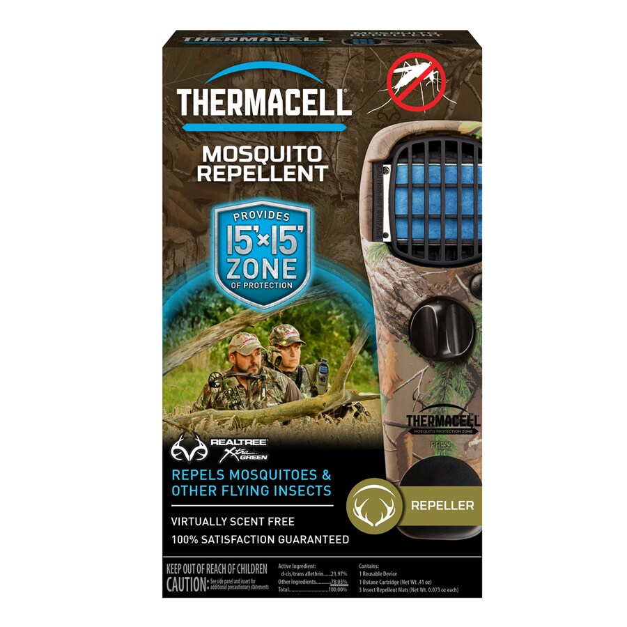 Thermacell Hunting Mosquito Repellent