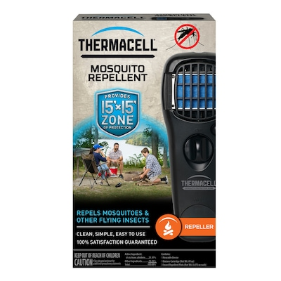 Thermacell Black Repeller Mosquito Repellent At Lowes Com