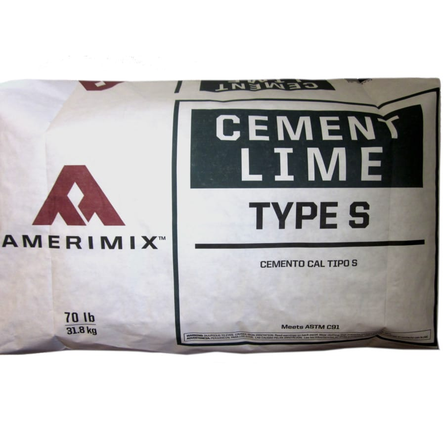 Shop 70 lb type s cement at for Amerimix stucco