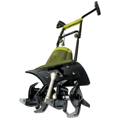 Sun Joe 6 5 Amp 14 In Counter Rotating Corded Electric Cultivator