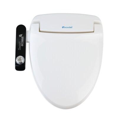 Astonishing Swash Ecoseat Plastic Elongated Slow Close Bidet Toilet Seat Alphanode Cool Chair Designs And Ideas Alphanodeonline