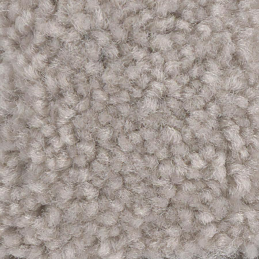 Shaw Intuition I 12-ft W x Cut-to-Length Washed Linen Textured Interior Carpet