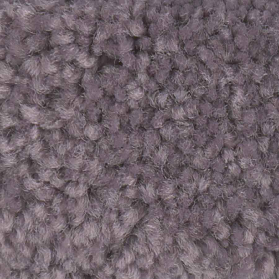 Shaw Intuition I 12-ft W x Cut-to-Length Lavender Textured Interior Carpet