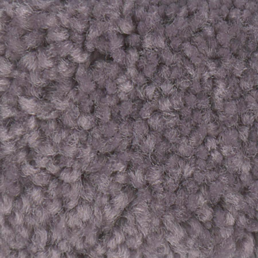 Shaw Intuition III 12-ft W x Cut-to-Length Lavender Textured Interior Carpet