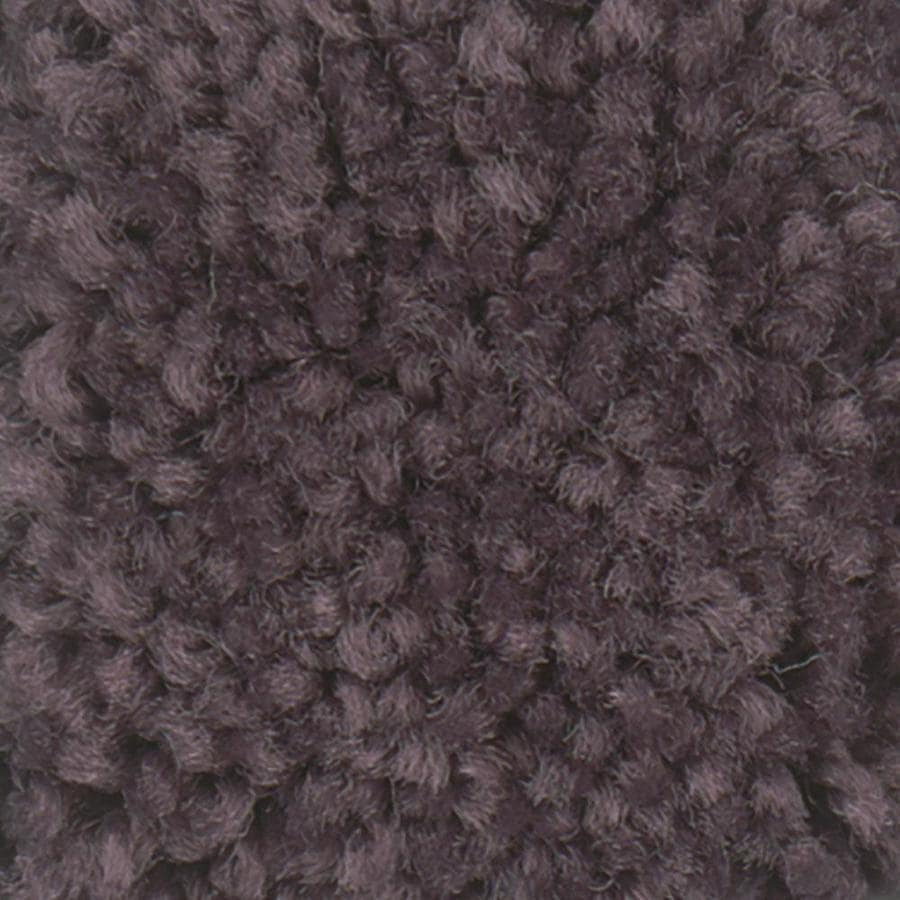 Shaw Intuition III 12-ft W x Cut-to-Length Amethyst Textured Interior Carpet
