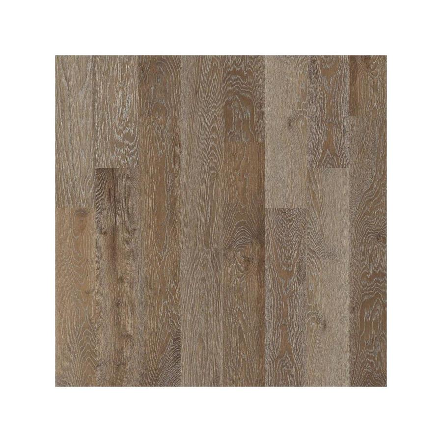 Shaw 7.48-in Prefinished Bell Tower Engineered Oak Hardwood Flooring (31.09-sq ft)