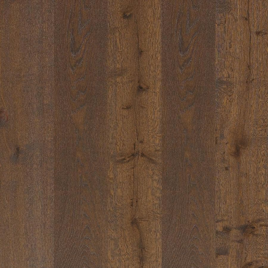 Shaw 7.48-in Castlegate Wirebrushed Oak Hardwood Flooring (31.09-sq ft)