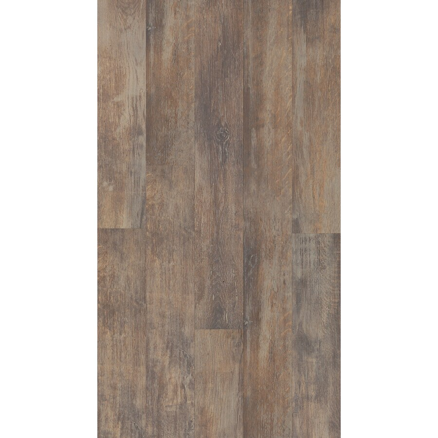 Style Selections Spalted Woodbark Wood Planks Laminate