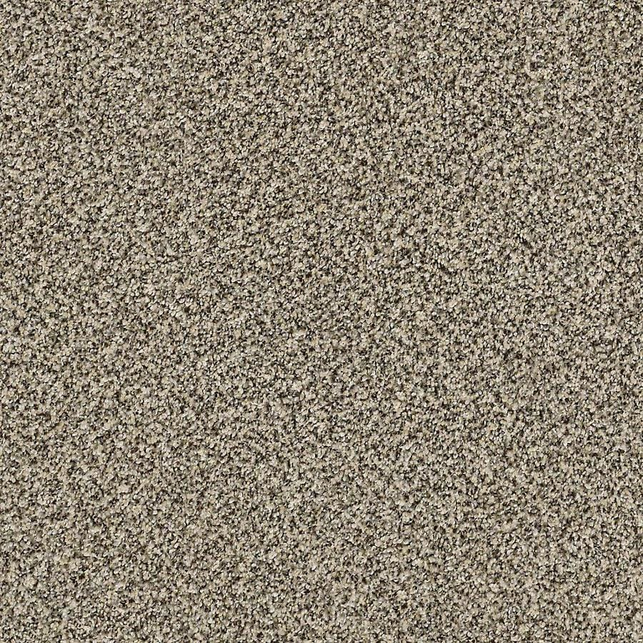 STAINMASTER PetProtect Mineral Bay I Cabana Textured Interior Carpet