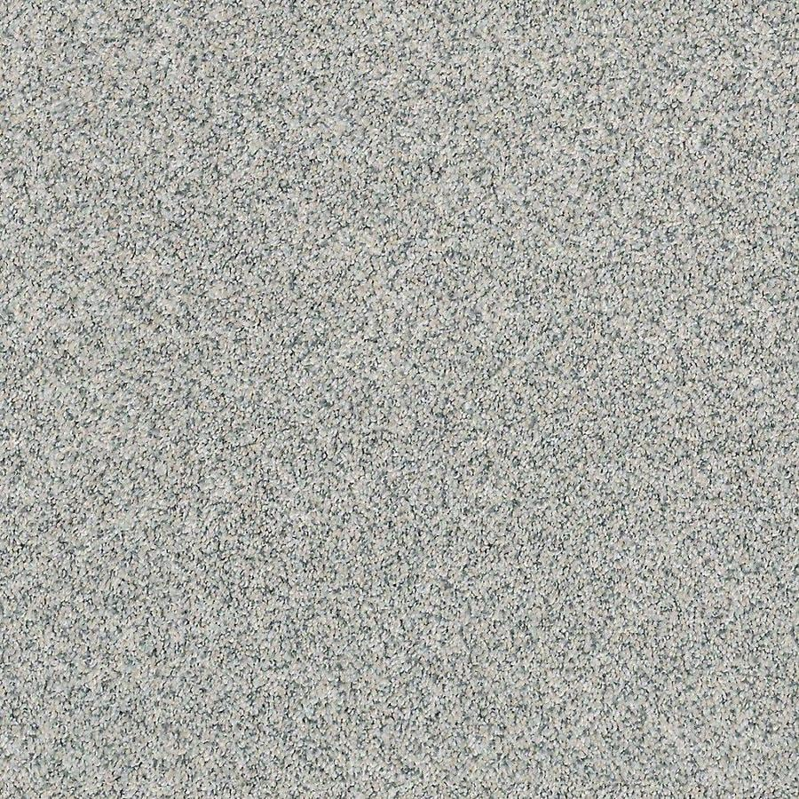 STAINMASTER Petprotect Mineral Bay I 15 Ft Calm Sea Textured Indoor Carpet