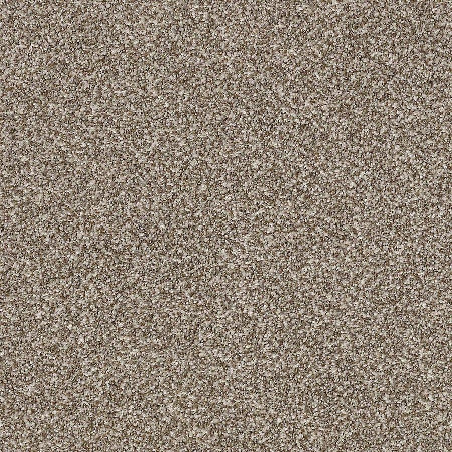 STAINMASTER PetProtect Mineral Bay II 12 Ft 12-ft W Inlet Textured Interior Carpet