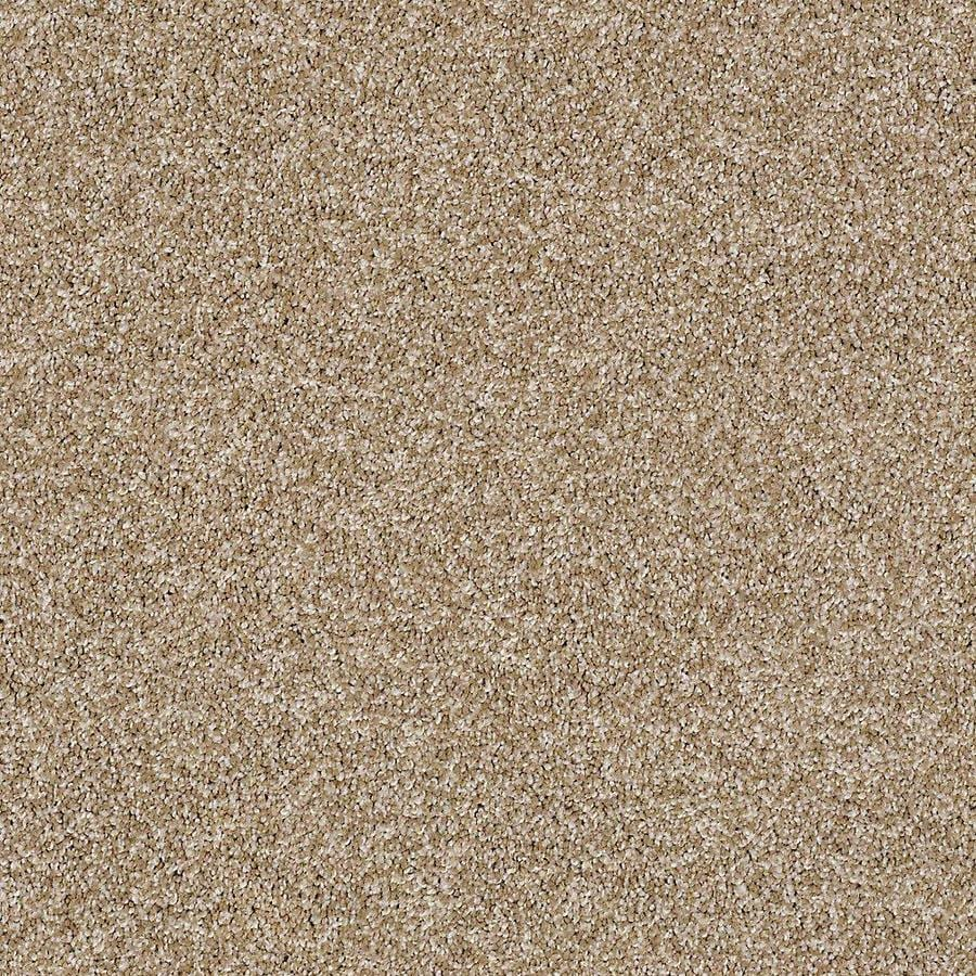 STAINMASTER Petprotect Foundry I Gold Textured Indoor Carpet