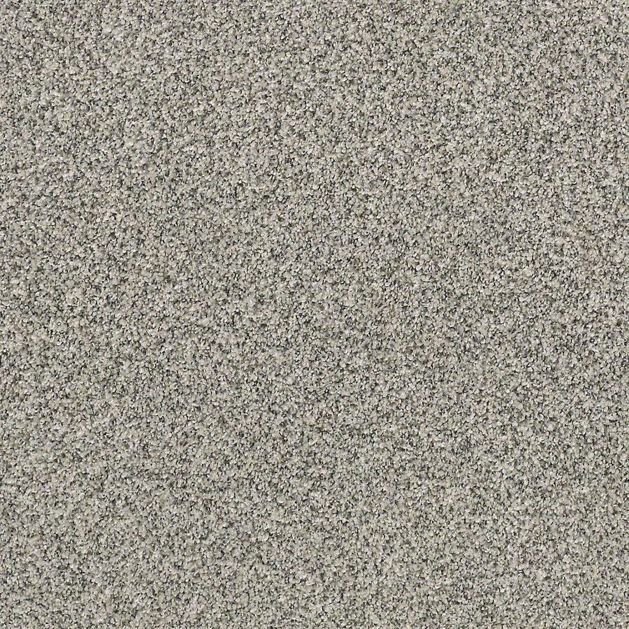 STAINMASTER PetProtect Foundry II 12-ft W x Cut-to-Length Mineral Textured Interior Carpet