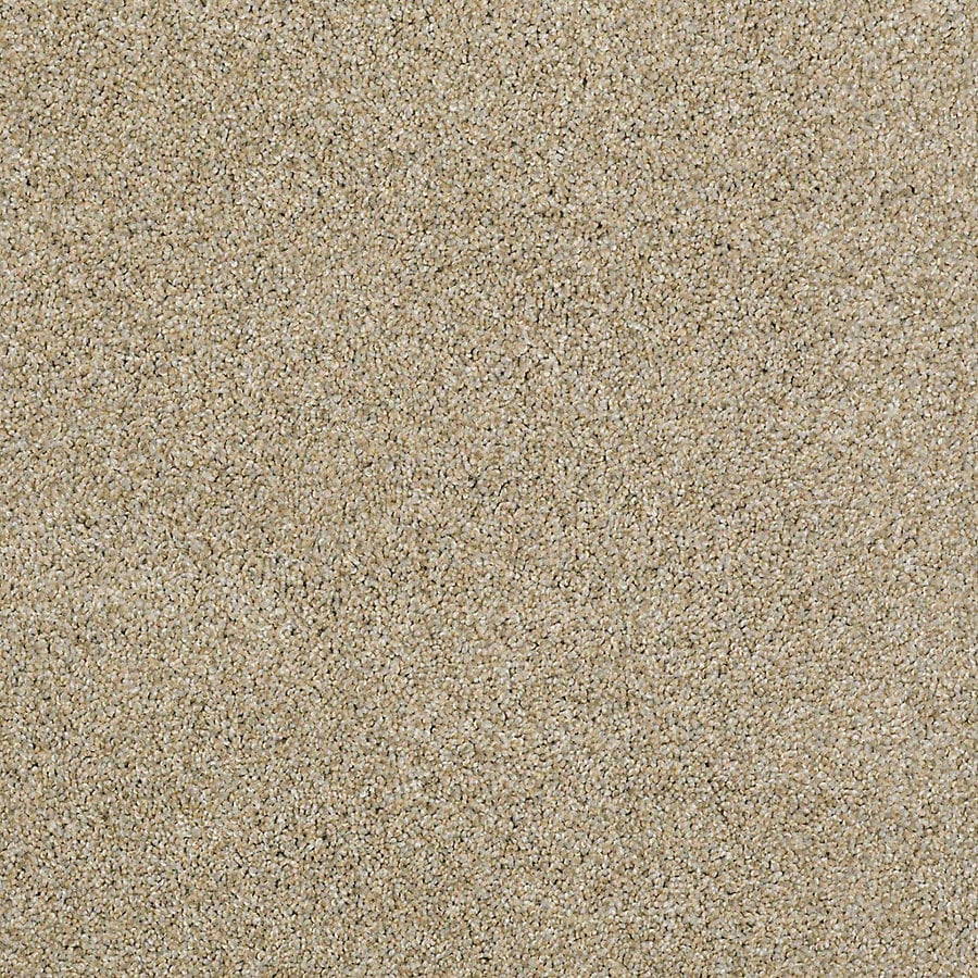 STAINMASTER PetProtect Shameless I Prairie Sand Textured Interior Carpet