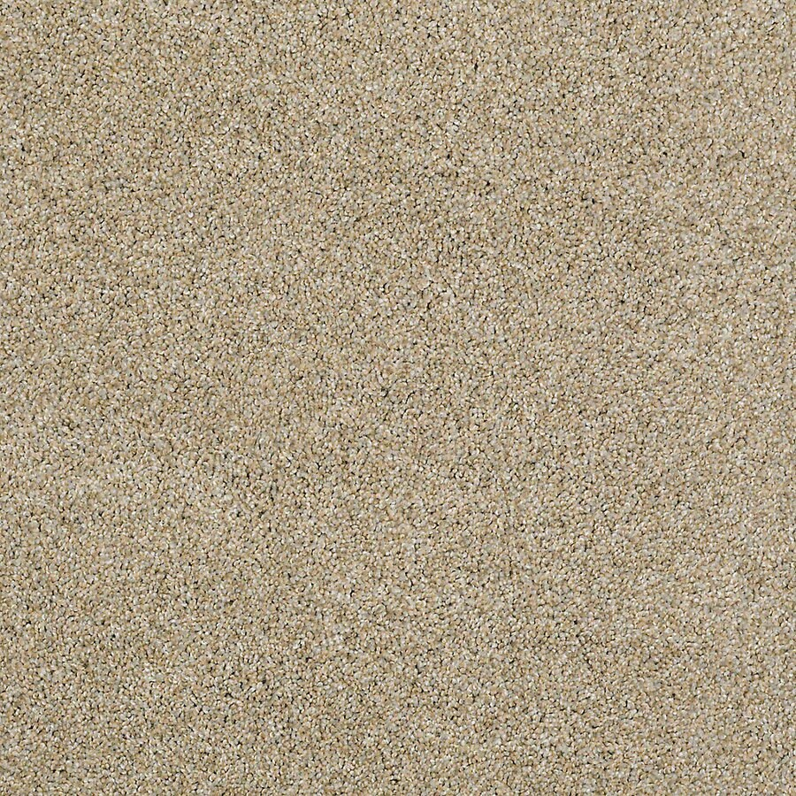 STAINMASTER Petprotect Shameless Ii Prairie Sand Textured Indoor Carpet
