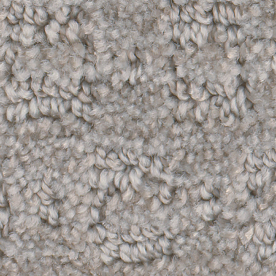 STAINMASTER Active Family with Lifeguard Repel Morning Mist Pattern Indoor Carpet