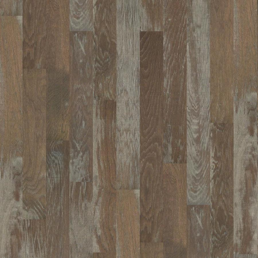 Style Selections 4.803-in Prefinished Wicker Engineered Hickory Hardwood Flooring (31.29-sq ft)