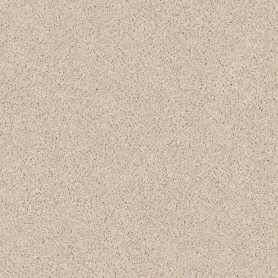 STAINMASTER Active Family with LifeGuard Waterville I Vanilla Shake Textured Interior Carpet