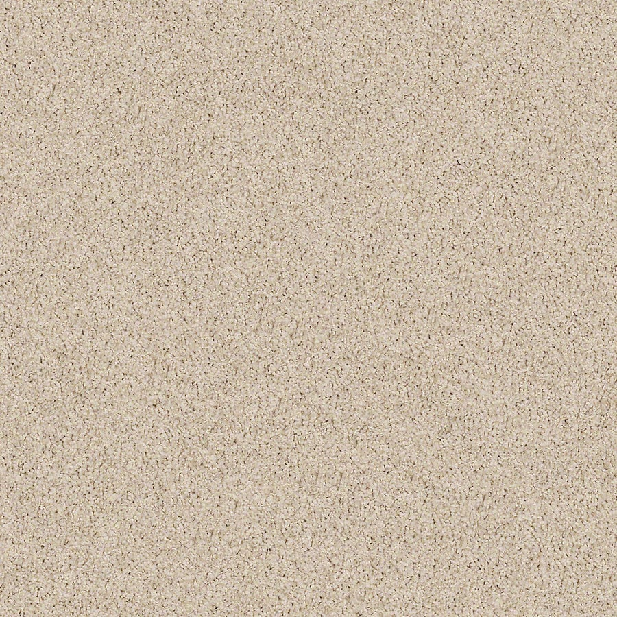 STAINMASTER Active Family with LifeGuard Waterville II 12-ft W x Cut-to-Length Vanilla Shake Textured Interior Carpet