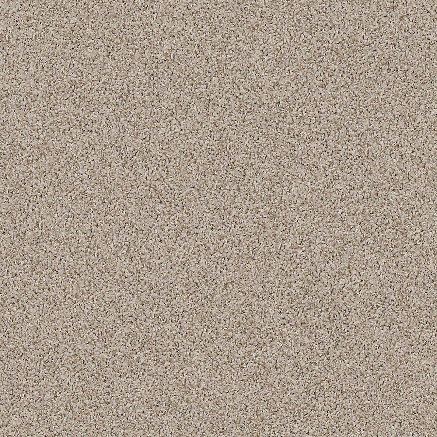 STAINMASTER Active Family with LifeGuard Waterville II 12-ft W x Cut-to-Length Timber Textured Interior Carpet