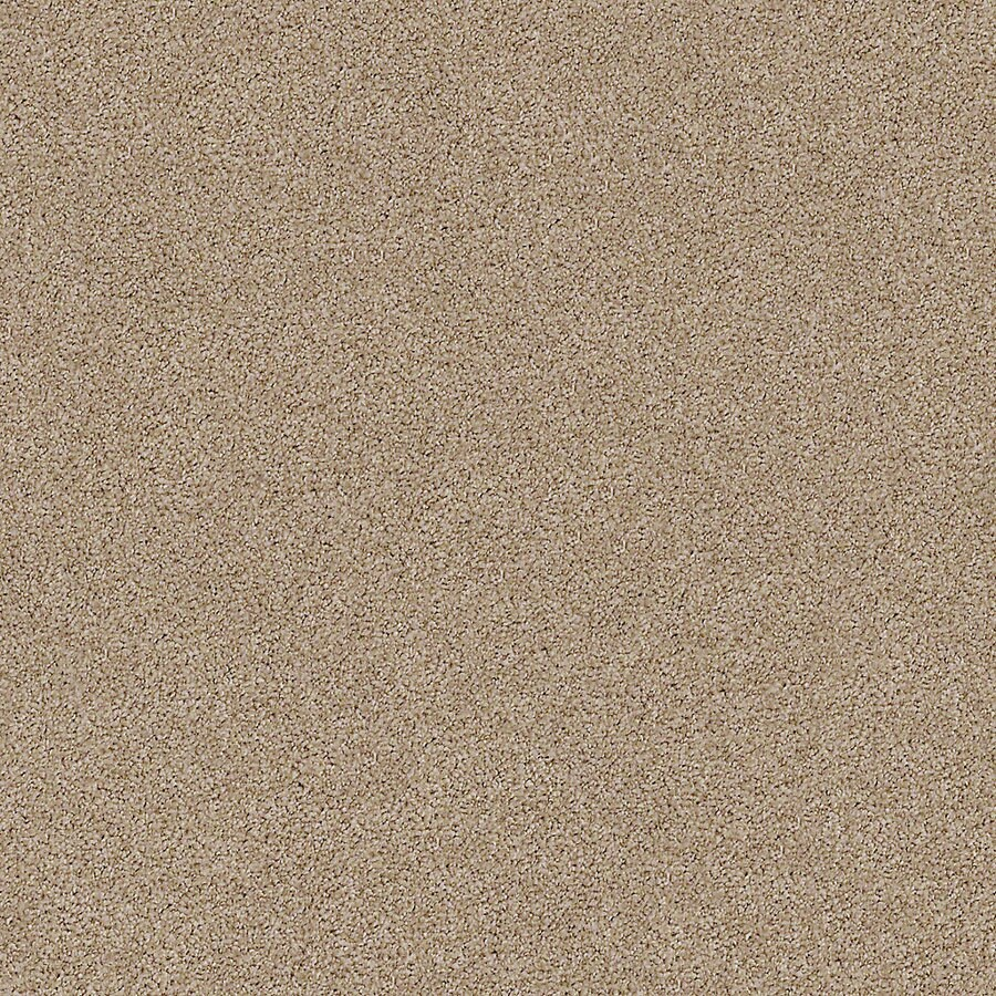 STAINMASTER LiveWell Breathe Easy I 12-ft W x Cut-to-Length Bleeker Beige Textured Interior Carpet