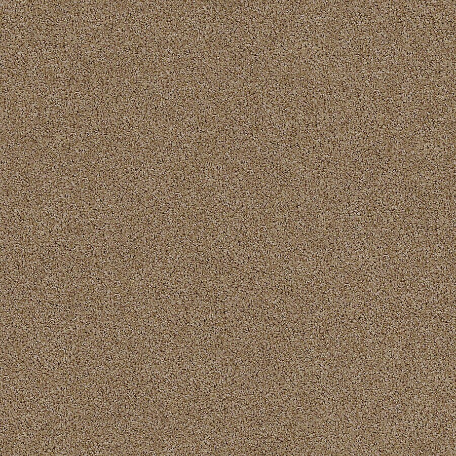 STAINMASTER LiveWell Breathe Easy I Toffee Textured Interior Carpet