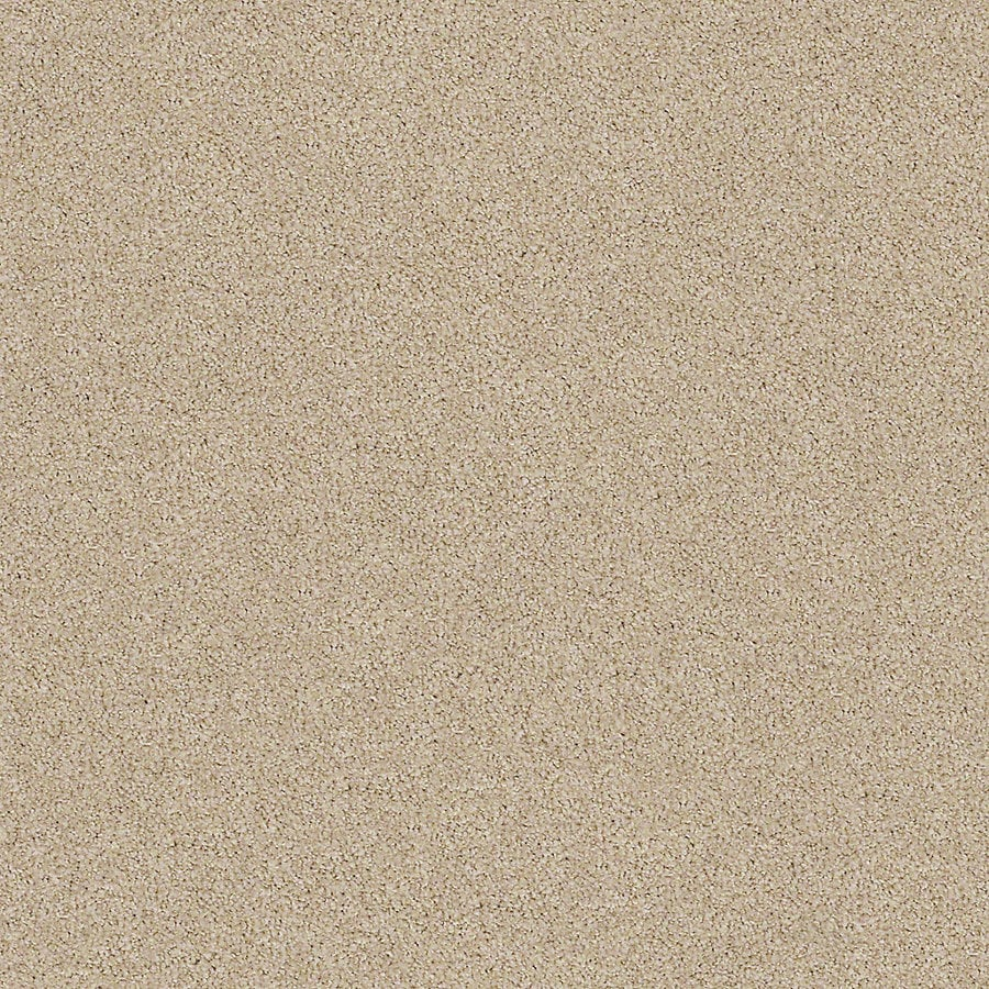 STAINMASTER LiveWell Breathe Easy II 12-ft W x Cut-to-Length Homespun Textured Interior Carpet