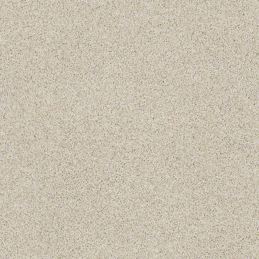 STAINMASTER LiveWell Vigorous I 12-ft W x Cut-to-Length Bay Scallops Textured Interior Carpet