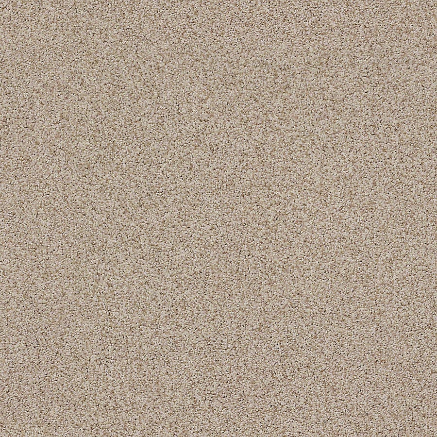 STAINMASTER LiveWell Vigorous I 12-ft W x Cut-to-Length Hazelnut Textured Interior Carpet